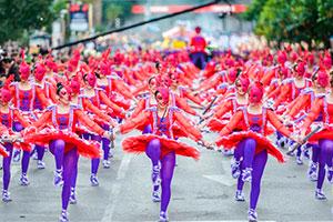Desfiles / Comparsas