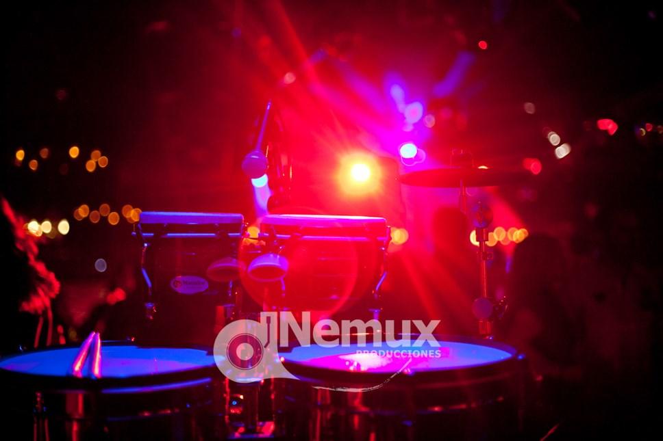 Percusión en directo