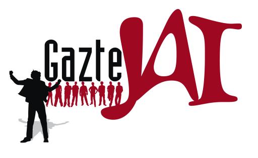 Logo GazteJAI (Fondo Claro)