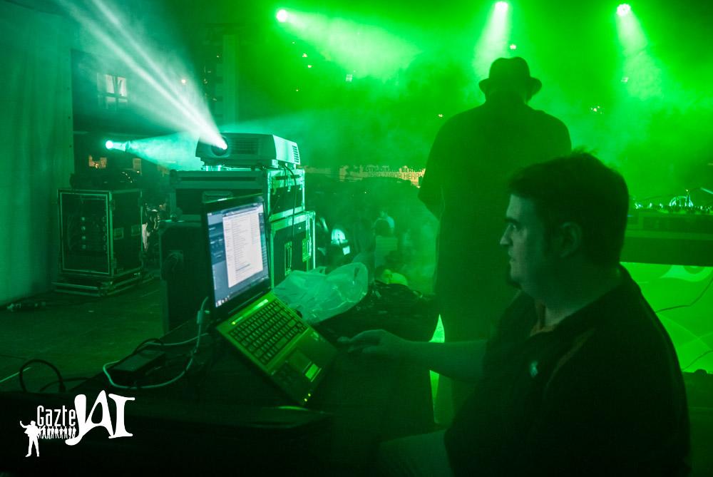 Video DJ para el control de las videoproyecciones